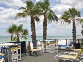 Sun Burst Inn, hotel in Clearwater Beach