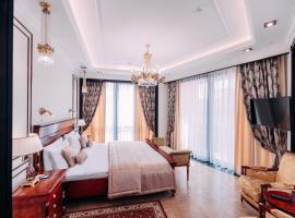 Golden Palace Hotel Yerevan, отель в Ереване