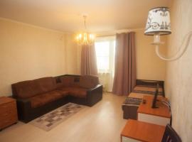 Apartment on 2-Ya Dombrovskaya 27, hotel in Pushkino
