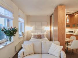 Warsaw Apartments Magnolie – apartament w Warszawie