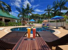 Samui Reef View Resort, отель в Ламай-Бич