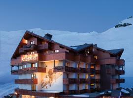 Hôtel Le Sherpa Val Thorens, hotel in Val Thorens