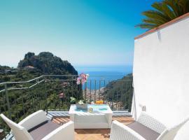Charming house Amalfi Dream, budget hotel in Scala