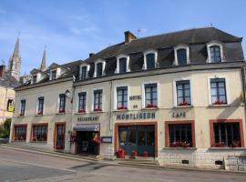 Logis Le Montligeon, hotel near Belleme Golf Course, La Chapelle-Montligeon