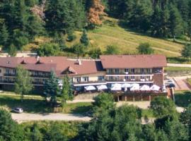 Хотел Панорама, хотел в Паничище