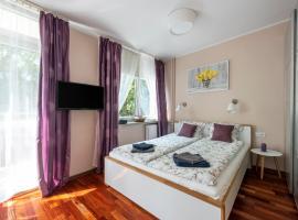 Przytulny Apartament przy Teatrze Wielkim, viešbutis Varšuvoje, netoliese – Prezidentūra