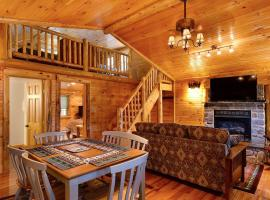 Cobble Mountain Lodge, hotel in Lake Placid