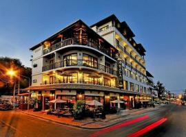 Salana Boutique Hotel, отель во Вьентьяне