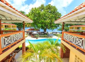 Sunset Shores Beach Hotel, hotel in Kingstown