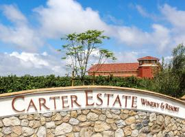 Carter Estate Winery and Resort, country house in Temecula