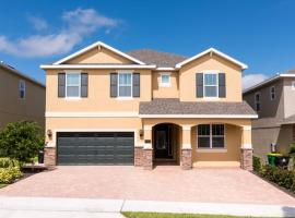 8 Bedroom Vacation Home with Pool (1851), hotel in Orlando