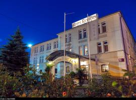 Hotel Restauracja Rondo, hotel en Kutno
