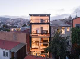 Augusta Hotel, hotel in Valparaíso