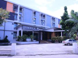 Pimann Place Hotel, hotel in Chiang Rai