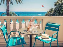 Mercure Nice Marché Aux Fleurs, hotel in Nice