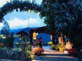 Fansipan Terrace Cafe and Homestay, homestay in Sa Pa