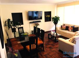 Uli´s house, self catering accommodation in Lima