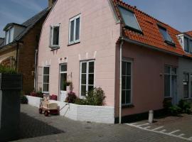 Dar Cho Apartment, appartement in Zandvoort
