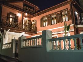 Porta Medina Boutique Hotel, serviced apartment in Heraklio Town