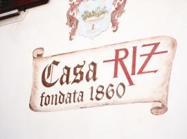 AGRITURISMO Casa Riz, hotel in Cormòns