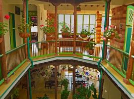 El Despertar Hotel, hotel in Jericó