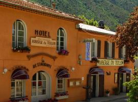 Auberge du Teillon, hôtel à Castellane