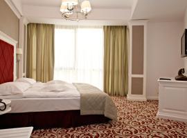 Hotel Bellaria, hotel in Iaşi