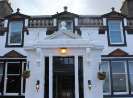 Ernespie House Hotel, hotel near Dumfries and Galloway Golf Club, Castle Douglas