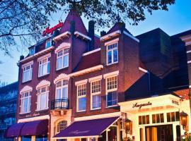 Augusta Hotel, hotel near Heemskerkse Golfclub, IJmuiden