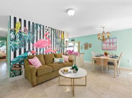 Siesta Serenade, budget hotel in Sarasota