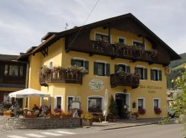 Hotel Loewenwirt, hotel in Sesto