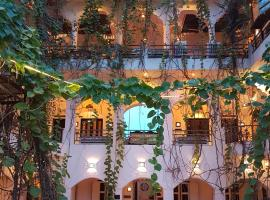 Inn Seventh Heaven, hôtel à Pushkar