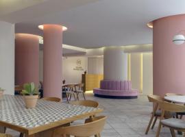 Aquarius Boutique Hotel, отель в городе Ретимнон
