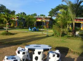 Nubdao Resort&Restaurant, hotel near Suanthai Pattaya, Nong Prue