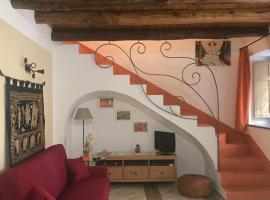 Pisciotta House, apartment in Pisciotta