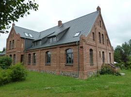 Gutshaus Altbauhof, Ferienwohnung in Dargun