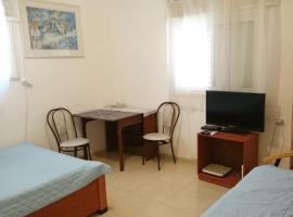Уютная , тихая квартира, отель в Бат-Яме