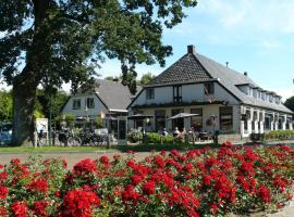 Hotel Restaurant De Koningsherberg, hotel in Anloo
