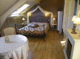Au gîte de Binche, self catering accommodation in Binche
