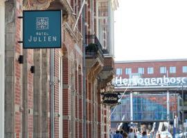 Hotel Julien, hotel near Schoot Golfclub, Den Bosch
