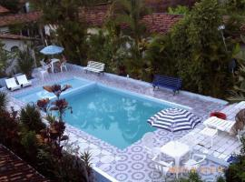 Pousada Ancora, pet-friendly hotel in Vera Cruz de Itaparica