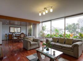 Departamento en San Isidro, Lima, pet-friendly hotel in Lima