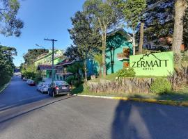 Zermatt Hotel, hotel em Gramado