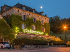 Hôtel La Brasserie, hôtel à Treignac
