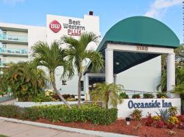 Best Western Plus Oceanside Inn, hotel in Fort Lauderdale