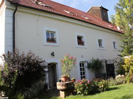 Auberge de Provence, hotel near Vaclav Havel Airport Prague - PRG, Tuchoměřice