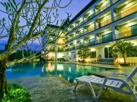 Southgate Residence Hotel, hotel in Chumphon
