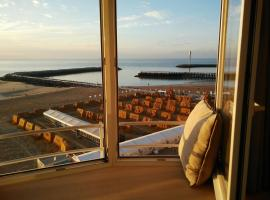 Appartement met Zeezicht, apartment in Ostend