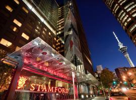 Stamford Plaza Auckland – hotel w Auckland