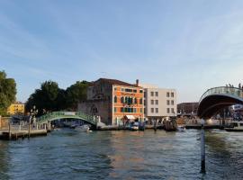 Hotel Santa Chiara, hotel in Grand Canal, Venice